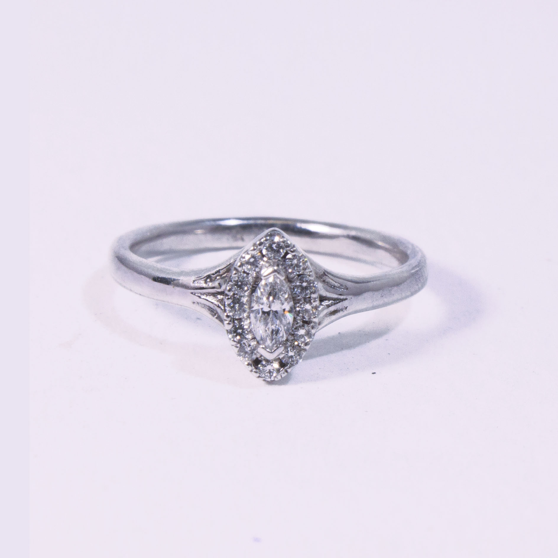 one diamond carat artemer products hand ring on cut marquise engagement rings
