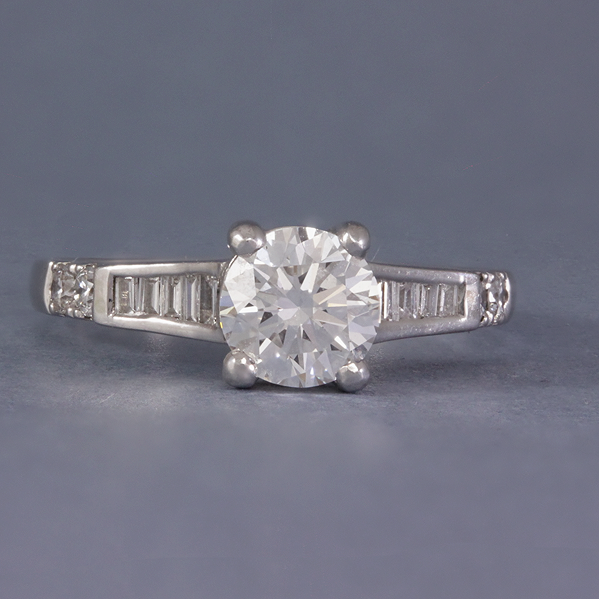 .70ct Diamond Engagement ring