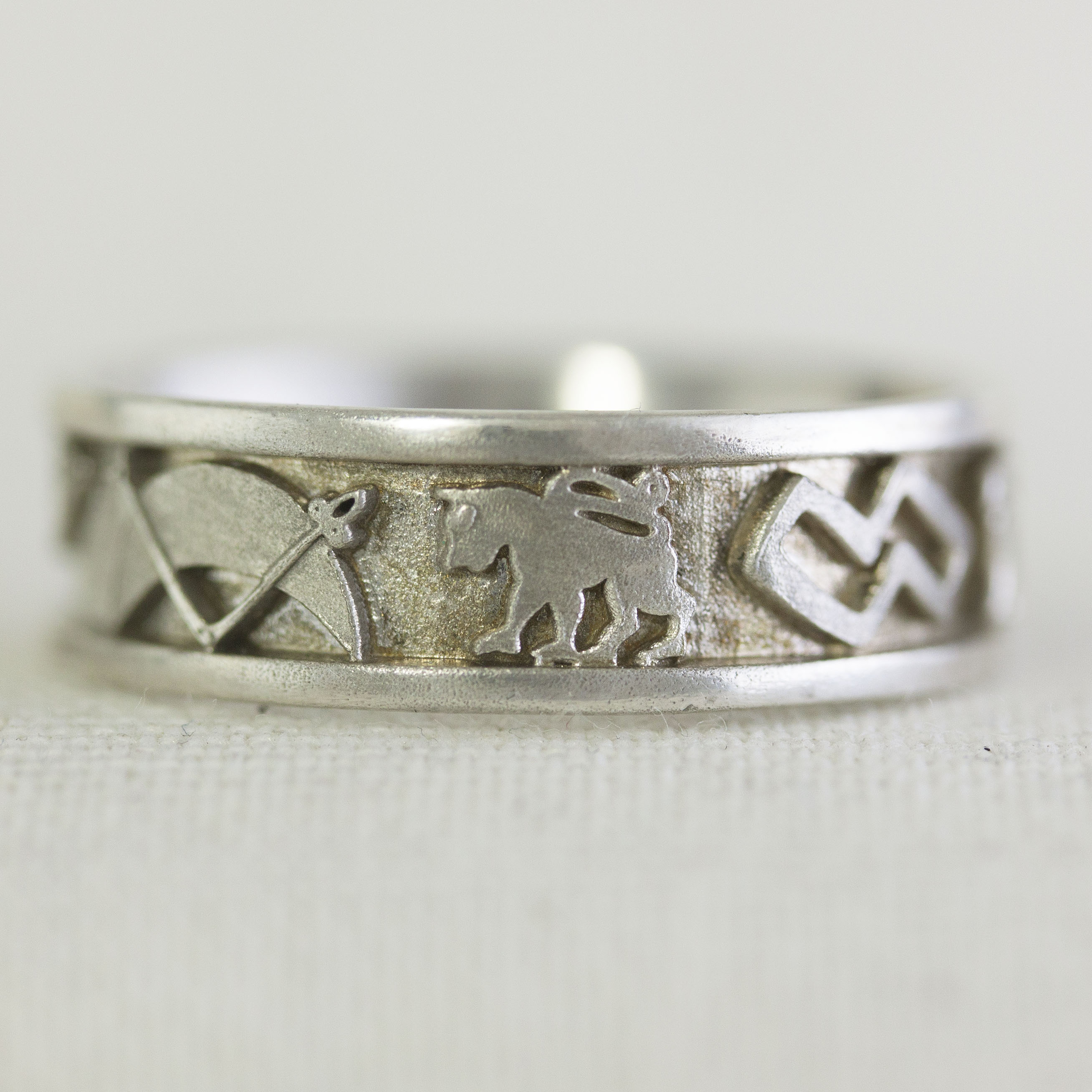 jewellery jewelry image silver id gallery knot eternity product sterling celtic ring irish catalog